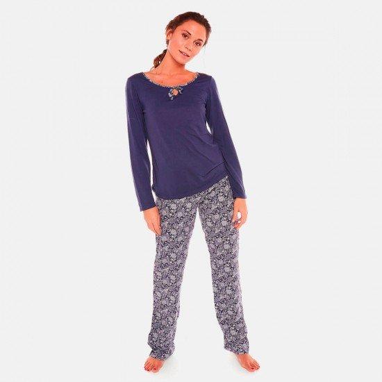 Пижама с дълъг ръкав CHAMILLA